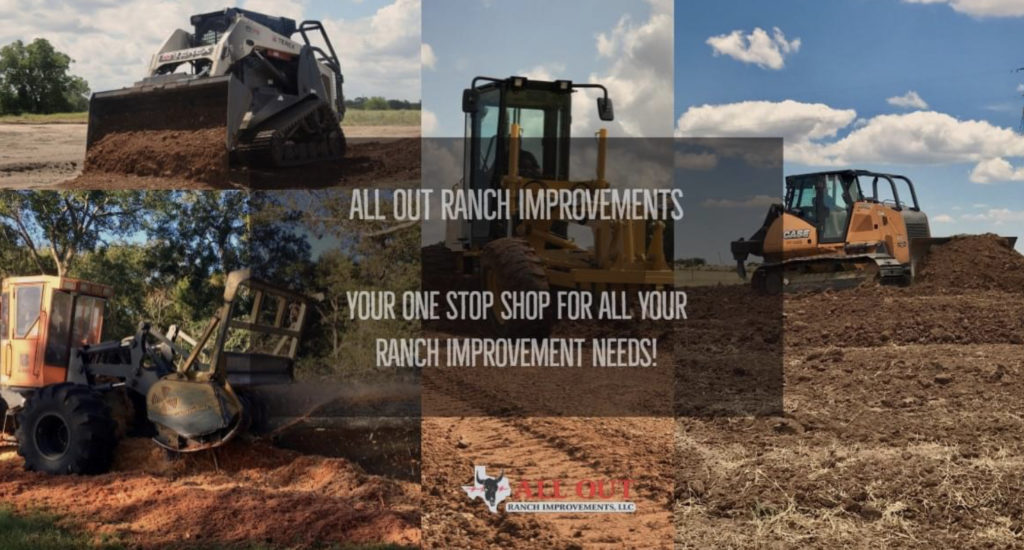 All Out Ranch Improvements