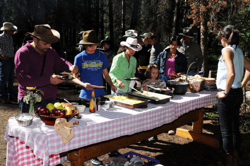 7D Ranch Cookout