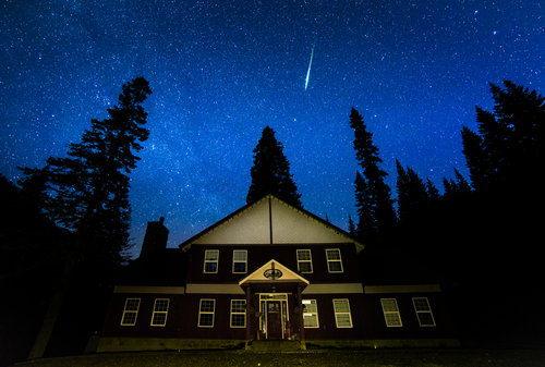 Cornucopia Wilderness Lodge & Pack Station