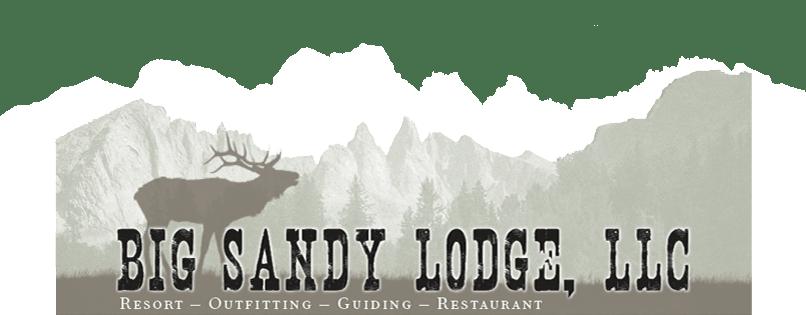 Big Sandy Lodge Wyoming