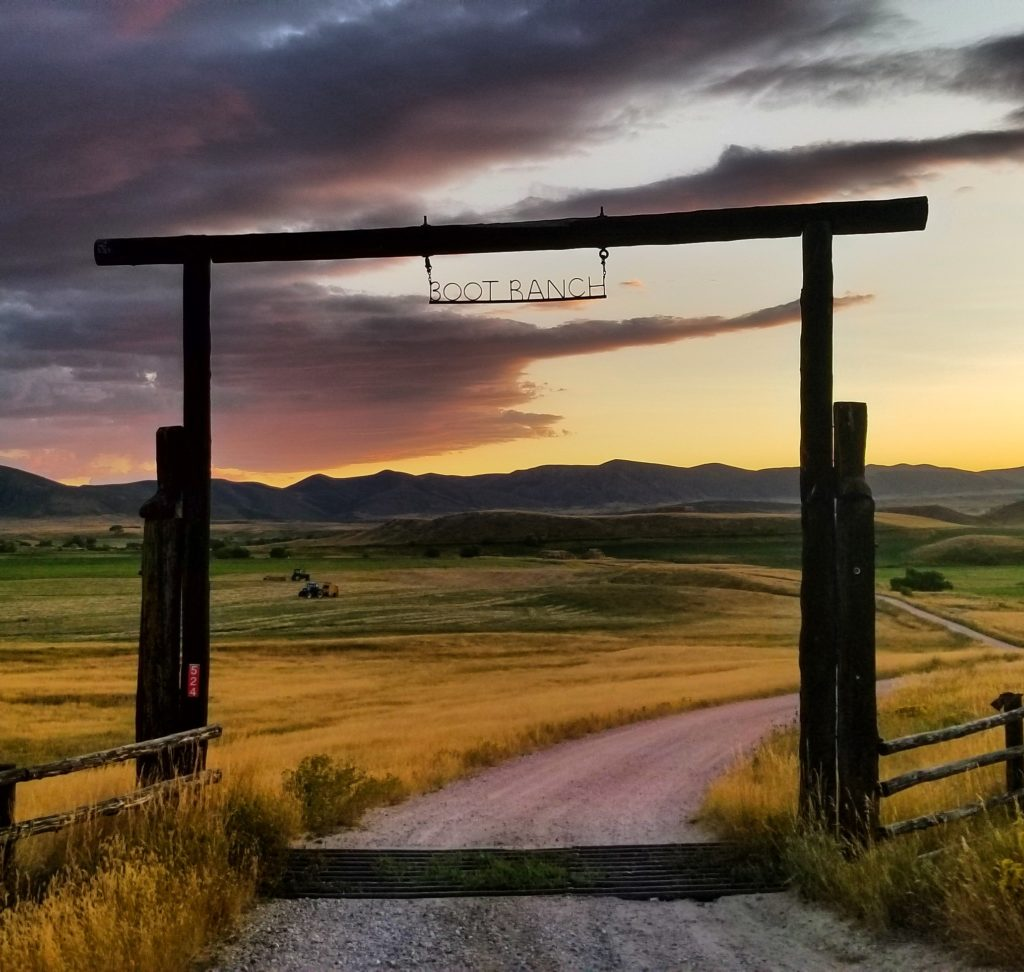Boot Ranch - Wyoming