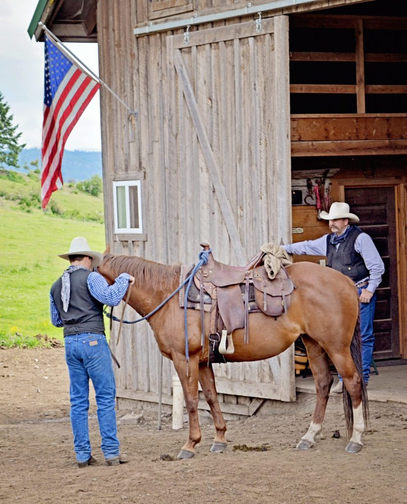 Bull Hill Guest Ranch