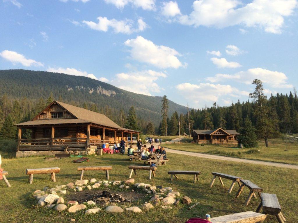 Elkhorn Ranch Montana Cookout