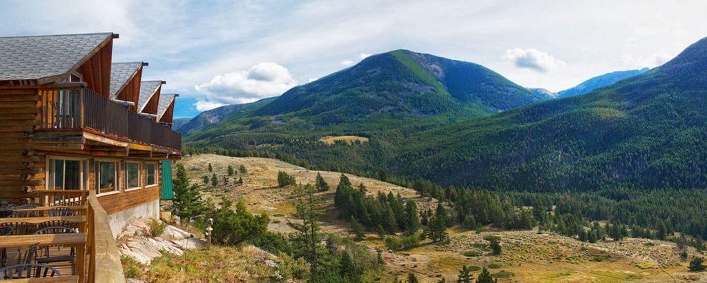 Hawley Mountain Guest Ranch, Montana