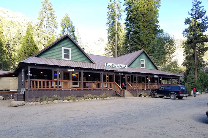Kennedy Meadows Resort & Pack Station Lodge