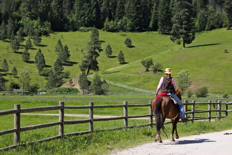 Red Horse Mountain Ranch Idaho