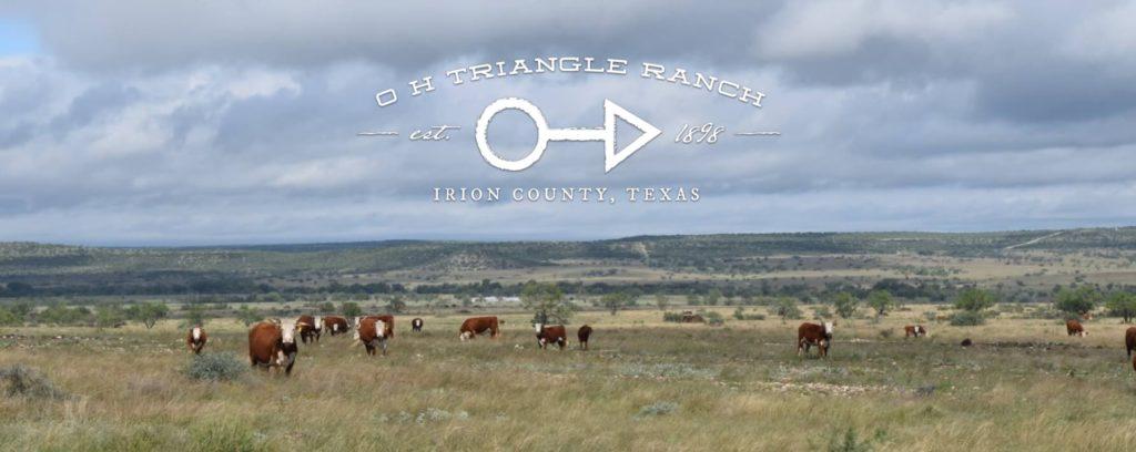 O H Triangle Ranch