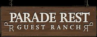 Parade Rest Guest Ranch MT