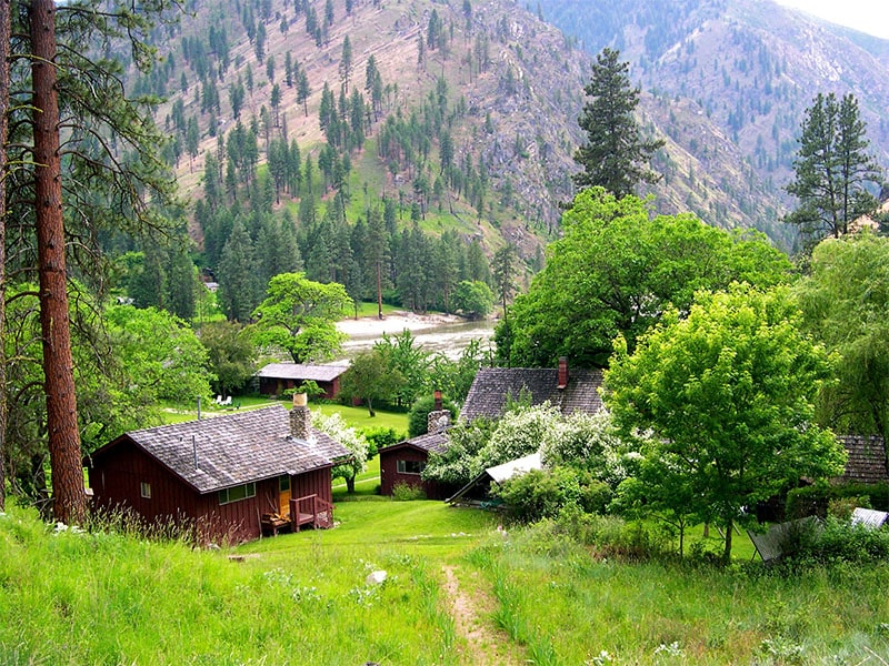 Shepp Ranch Cabins