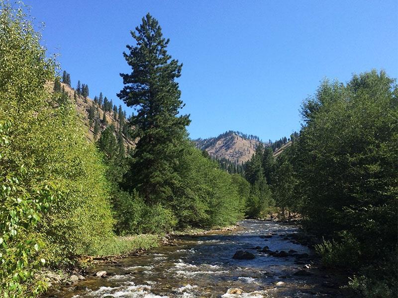 Shepp Ranch Crooked Creek