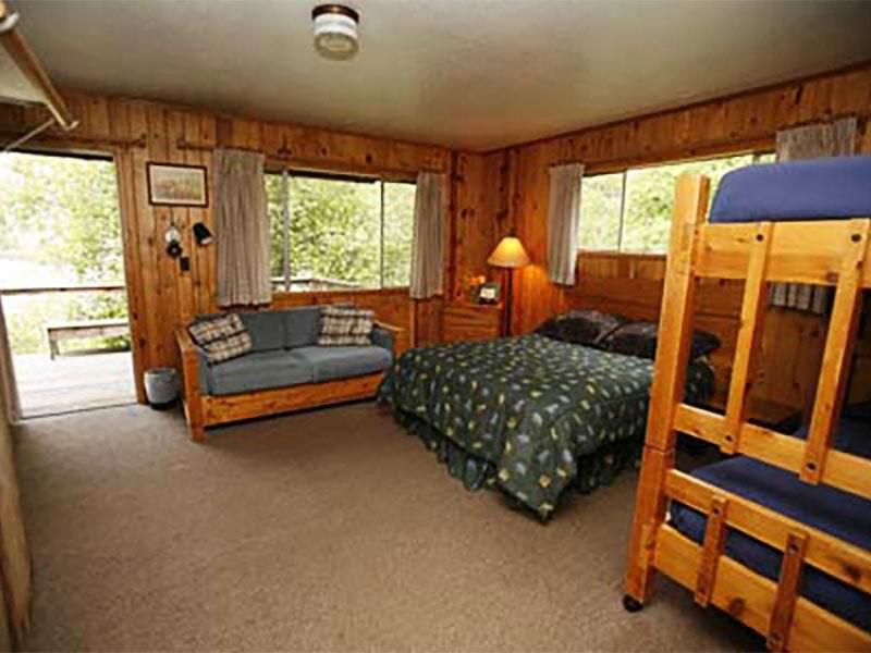 Shepp Ranch Cabin Interior