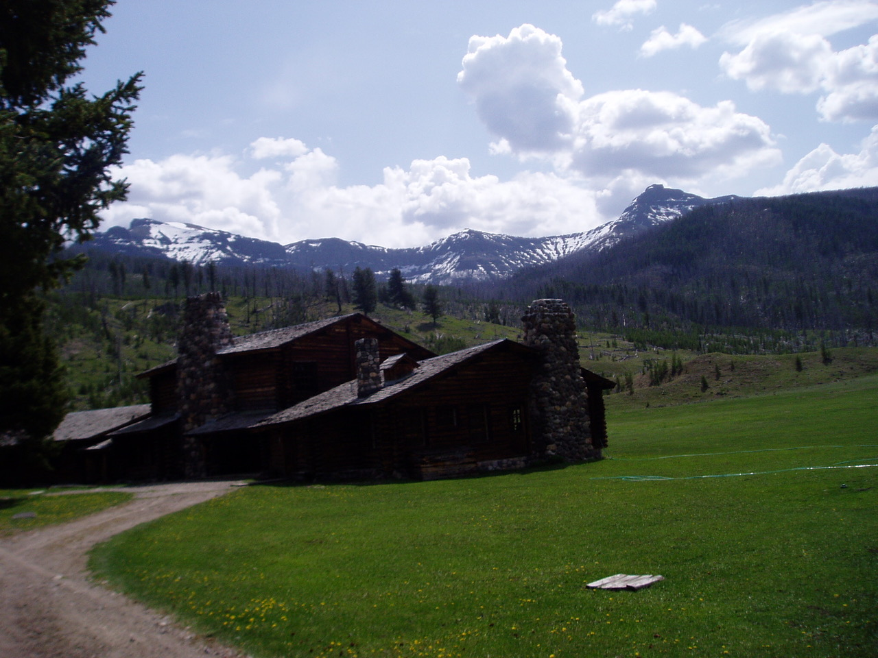 Silver Tip Ranch Lodge