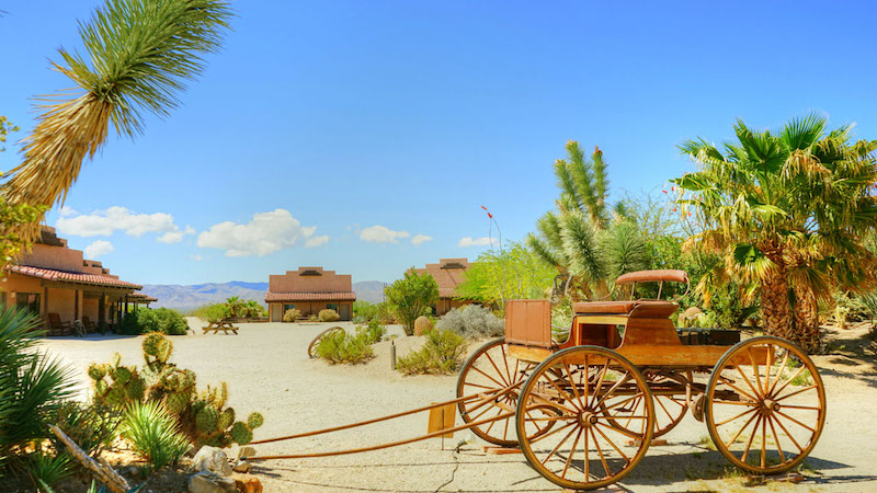 Stagecoach Trails Guest Ranch - Yucca, AZ