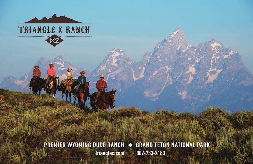 Triangle X Ranch Wyoming