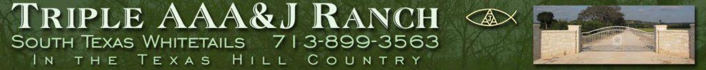 Triple AAA & J Ranch