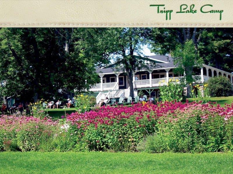 Tripp Lake Camp